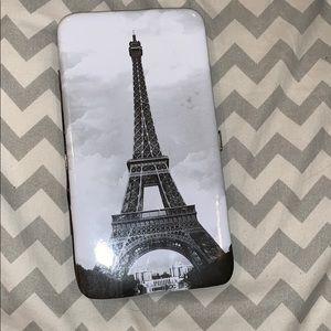 Eiffel tower wallet